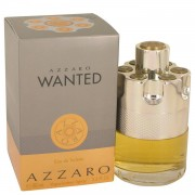 Azzaro Wanted by Azzaro Eau De Toilette Spray 3.4 oz