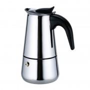 Infuzor pentru cafea Bohmann, 9 cesti, Argintiu