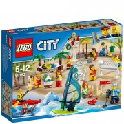 Lego City: Personenset – plezier aan het strand (60153)
