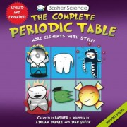 Basher Science: The Complete Periodic Table: All the Elements with Style, Hardcover