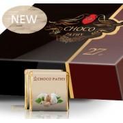 Ciocolata neagra cu acid humic si extract de usturoi – 27 buc