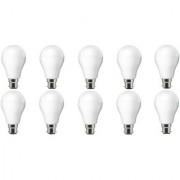 NIPSER 9 Watt Premium 900 Lumens LED Bulb ( Pack of 10)