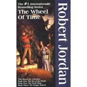The Wheel of Time, Boxed Set I, Books 1-3: The Eye of the World, the Great Hunt, the Dragon Reborn, Paperback