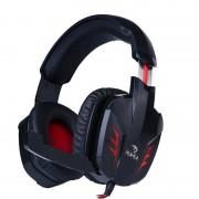 Talius Mamba Headset Gaming 5.1 PC/PS4 Preto/Vermelho
