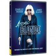 Atomic Blonde:John Goodman, James McAvoy, Charlize Theron - Atomic blonde:Agenta sub acoperire (DVD)