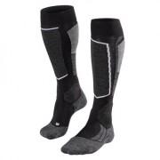 Falke SK2 Women Knee-high Socks Black Mix