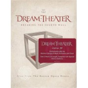 Video Delta Dream Theater - Dream Theater - Breaking the fourth wall - DVD