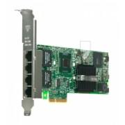 Placa de Retea E1G44ET2BLK 907807 PCI Express 10/100/1000 Mbps
