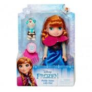 Papusa Frozen Anna, 15 cm