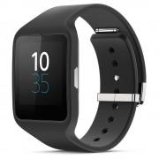 Ceas Smartwatch Sony 3 SWR50 Silicon Black