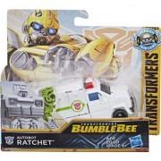 Transformers Energon figurină MV6 aprinzătoare Putere Ratchet