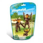 Playmobil - Familie de cimpanzei