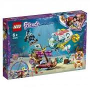 Конструктор Лего Френдс - Мисия за спасяване на делфини, LEGO Friends, 41378