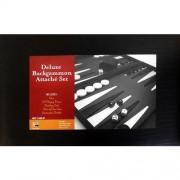 Backgammon Deluxe Attache Set Board Game By Go! Games