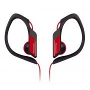 Casti Panasonic in-ear RP-HS34E-R sport rosu