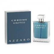 Azzaro Chrome United Apă De Toaletă 50 Ml