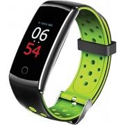 Sami Aqua WS-2315 Negro-Verde Smartband, C