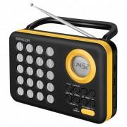 Portable radio Sencor SRD 220 BYL, USB, Micro SD, MP3
