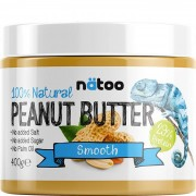 Natoo Peanut Butter Smooth (400g)