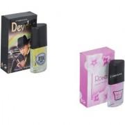 Skyedventures Set of 2 Devdas-Rose Perfume