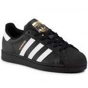 Обувки adidas - Superstar EG4959 Cblack/Ftwwht/Cblack