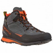 La Sportiva - Boulder X Mid GTX - Approachschoenen maat 40,5 zwart/grijs
