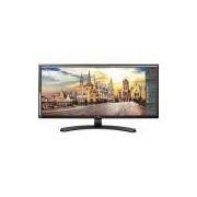 Monitor 34 Ultrawide Painel IPS LG QHD 34UM68