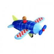 Janod® Magnetisch bouwpakket - vliegtuig