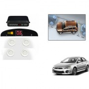 Kunjzone Car Parking Sensor For Mitsubishi Lancer [2004-2012]