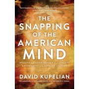 The Snapping of the American Mind: Healing a Nation Broken by a Lawless Government and Godless Culture, Hardcover