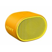 SPEAKER, SONY SRS-XB01, Portable, Bluetooth, Yellow (SRSXB01Y.CE7)