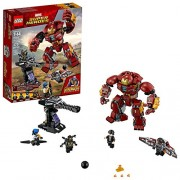 BAYSHORELLP Lego Marvel Super Heroes Avengers: Infinity War The Hulkbuster Smash-up 76104 Building Kit (375 Piece)