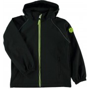 Name It Alfa Softshell Jacket Black Softshelljacka Barn