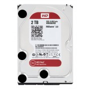 "Western Digital WD Red NAS Hard Drive WD20EFRX - Disco rígido - 2 TB - interna - 3.5"" - SATA 6Gb/s - buffer: 64 MB - para My Cloud EX2, EX4"