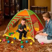 Dečiji šator Pavillo sa 40 lopticama