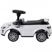 Masinuta Range Rover Sun Baby Alb