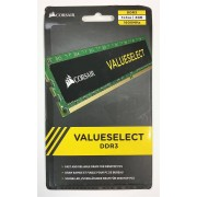 Corsair Nowe uszczelnione Valueselect 4GB (1 X 4GB) 1600MHz DDR3 pa...
