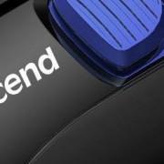 Transcend USB flash disk Transcend JetFlash® 790 TS64GJF790K, 64 GB, USB 3.1, černá, modrá