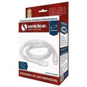 Traqueia Corrugada Soniclear para Nebulizador e Inalador Soniclear – 1m