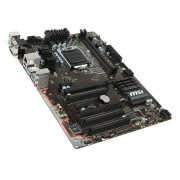 MSI H110 PC MATE, Intel H110, VGA by CPU, 2xPCI-Ex16, 2xDDR4, SATA3, VGA/DVI/HDMI/USB3.0, ATX (Socket 1151)