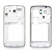 Carcaça Central Para Samsung Galaxy Grand Neo I9060 Branca
