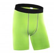 Los hombres pro compresión cortos Fitness Sports secos