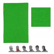 eșarfă Sensor TUBE MERINO LÂNĂ verde 16200177