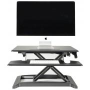 Hydraulic TV PC Laptop Desktop Adjustable Height Workstation
