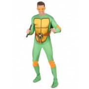 Disfraz Michelangelo Tortugas Ninja adulto Única