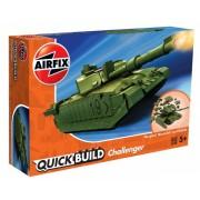 KIT CONSTRUCTIE QUICK BUILD CHALLENGER TANK - AIRFIX (AFJ6022)