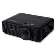 Acer PJ X118H DLP 3D 800x600 SVGA 3600 lumens data projector, 4:3, HDMI, VGA, Composite