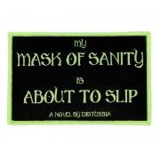 Petic care se calcă (plasture) DISTURBIA - Sanity - AW19WSP10