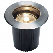 SLV Dasar ES111 round recessed floor light