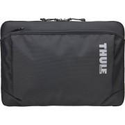 Zwarte Subterra MacBook Pro / Retina Sleeve 15 inch